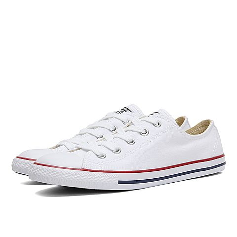 CONVERSE/匡威 新款女子薄底款式低帮硫化鞋537204C