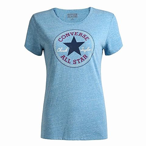 CONVERSE/匡威 新款女子时尚系列短袖T恤12881C439