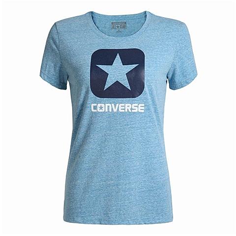 CONVERSE/匡威 新款女子时尚系列短袖T恤12882C439