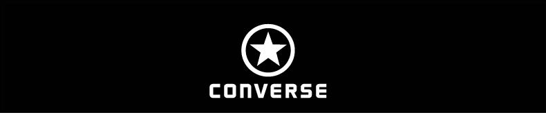 Marquis Mills Converse在美国马萨诸塞州创建了一家专门生产运动鞋的厂家,并以自己的姓氏Converse(匡威)命名。 1917年正式推出了ALL STAR帆布鞋,以其狂放不羁的设计,风靡全球一炮而红。1923年以具有运动天赋和口才的篮球明星CHVCK TAYLOR的亲笔签名成为著名商标。1923年匡威成为全世界的篮球鞋的代言词。匡威始终以创意至上、颠覆有理为诉求,集复古、流行、环保于一身,是美国文化的精神象征,以其随心所欲,自由自在没有约束的穿着形态,更成为追求自我时尚的青年人的忠实