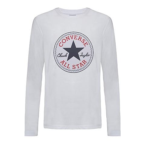 CONVERSE/匡威 新款男子长袖T恤14186C102