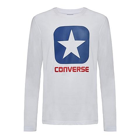 CONVERSE/匡威 新款男子长袖T恤14187C102