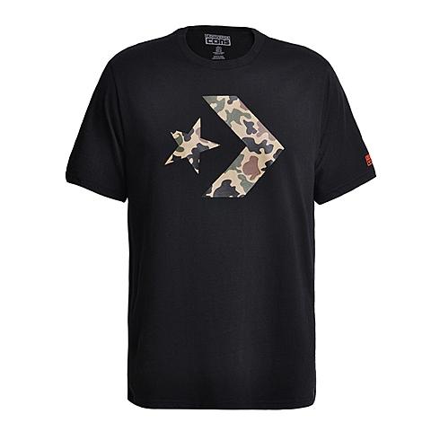 CONVERSE/匡威 新款男子时尚系列短袖T恤13947C001