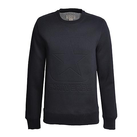 CONVERSE/匡威 新款男子时尚系列针织卫衣14193C003