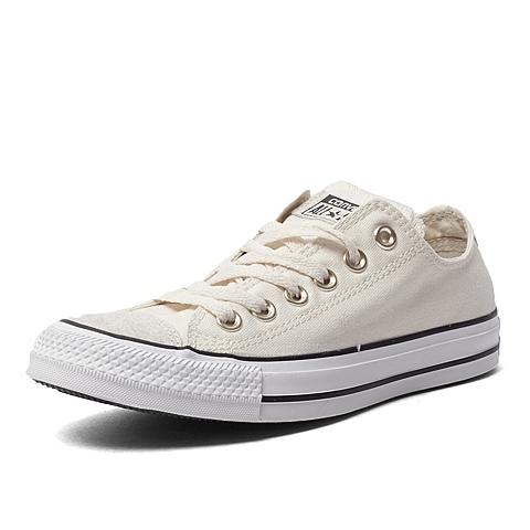 CONVERSE/匡威 新款女子Chuck Taylor 非常青款低帮系带帆布鞋551612C