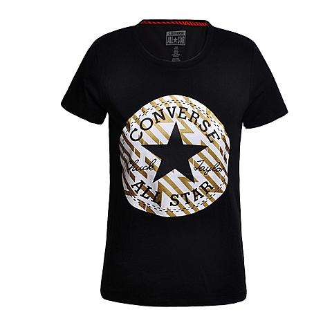 CONVERSE/匡威 新款女子短袖T恤14211C003