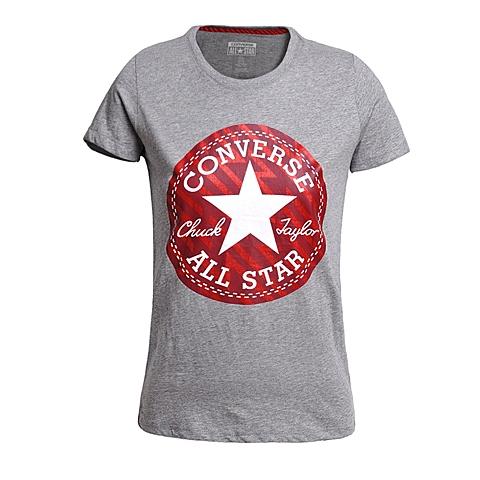 CONVERSE/匡威 新款女子短袖T恤14211C035