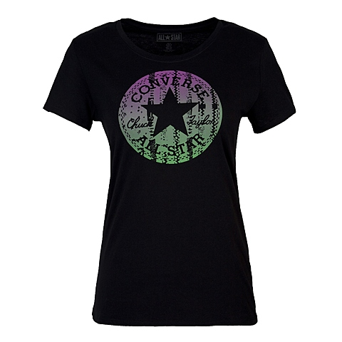 CONVERSE/匡威 新款女子时尚系列短袖T恤10000177003