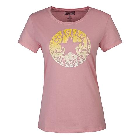 CONVERSE/匡威 新款女子时尚系列短袖T恤10000177681