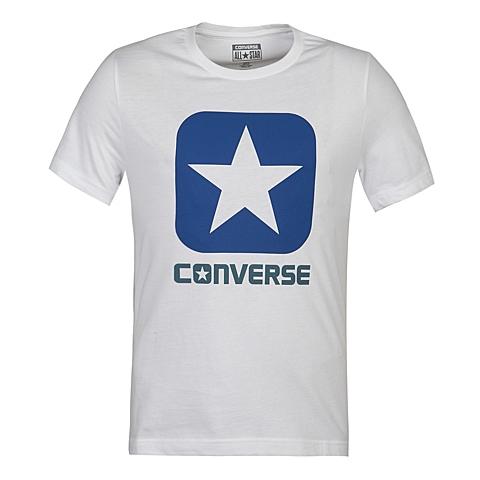 CONVERSE/匡威 新款男子时尚系列短袖T恤14185C102