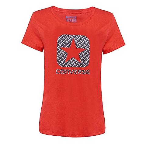 CONVERSE/匡威 新款女子时尚子系列短袖T恤10002183630