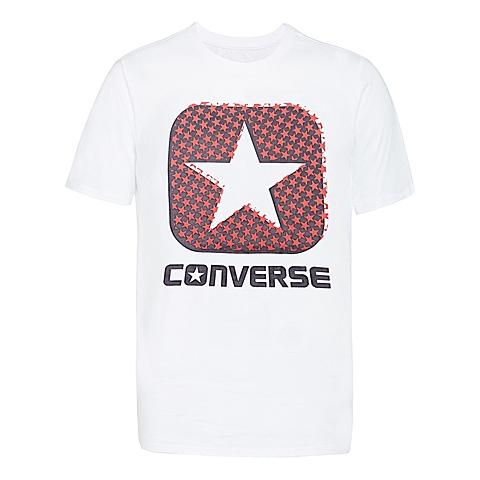 CONVERSE/匡威 新款男子时尚子系列短袖T恤10002340102