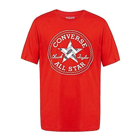 CONVERSE/匡威 新款男子时尚子系列短袖T恤10002344934