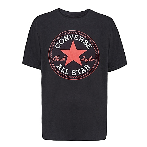 CONVERSE/匡威 新款男子时尚子系列短袖T恤08335C001