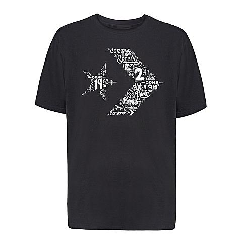 CONVERSE/匡威 新款男子时尚子系列短袖T恤14029C001