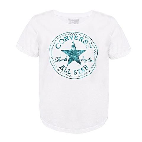 CONVERSE/匡威 新款女子时尚子系列短袖T恤14658C102
