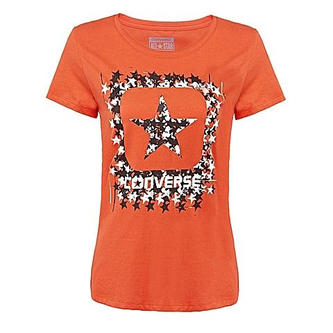 CONVERSE/匡威 2016新款女子时尚子系列短袖T恤14661C800