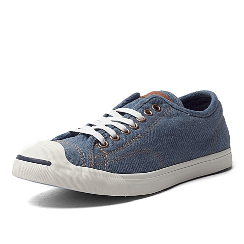 CONVERSE/匡威 新款中性Jack Purcell 非常青款低帮系带帆布鞋152941C