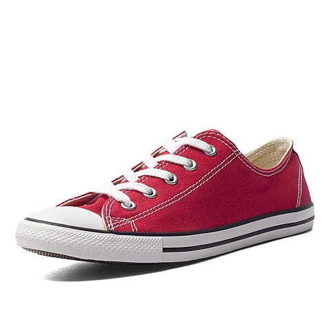CONVERSE/匡威 新款女子Chuck Taylor 非常青款低帮系带帆布鞋530056C