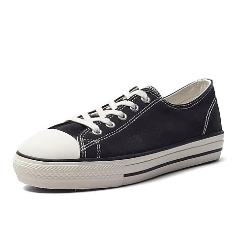 CONVERSE/匡威 新款女子Chuck Taylor 非常青款低帮系带帆布鞋551615C