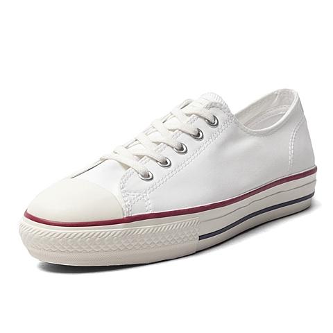 CONVERSE/匡威 新款女子Chuck Taylor 非常青款低帮系带帆布鞋551616C
