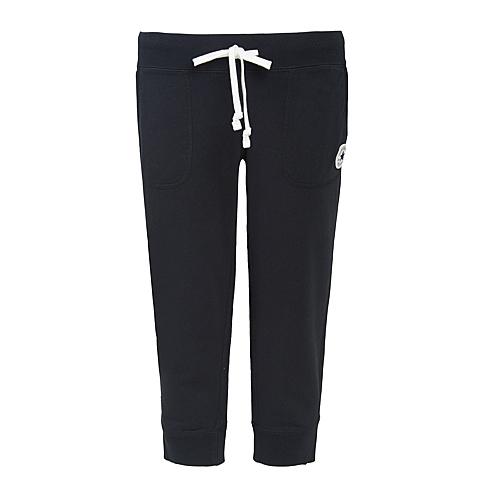 CONVERSE/匡威 新款女子时尚子系列针织中裤10000953003