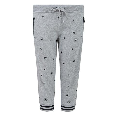 CONVERSE/匡威 新款女子时尚子系列针织中裤10001400035
