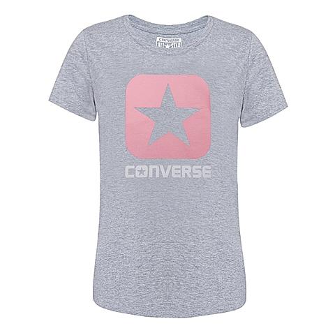 CONVERSE/匡威 新款女子时尚子系列短袖T恤10000175035