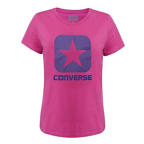 CONVERSE/匡威 2016新款女子时尚子系列短袖T恤10000175637