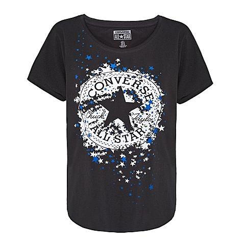 CONVERSE/匡威 新款女子时尚子系列短袖T恤14660C001
