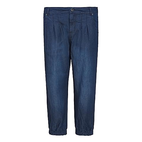 CONVERSE/匡威 新款女子时尚系列梭织中裤10001637421