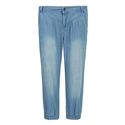 CONVERSE/匡威 2016新款女子时尚系列梭织中裤10001637460