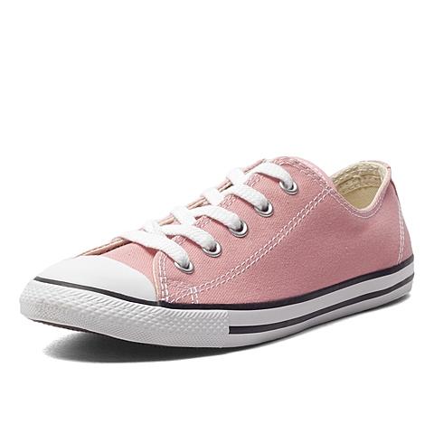 CONVERSE/匡威 新款女子Chuck Taylor 非常青款低帮系带硫化鞋552884C