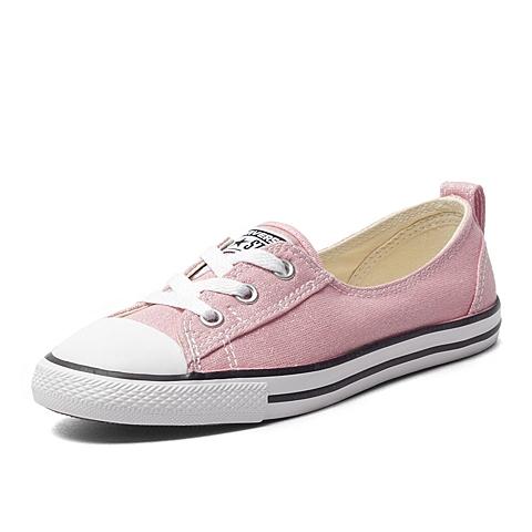 CONVERSE/匡威 新款女子Chuck Taylor 非常青款低帮系带硫化鞋552920C