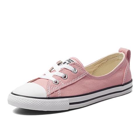CONVERSE/匡威 新款女子Chuck Taylor 非常青款低帮系带硫化鞋552933C