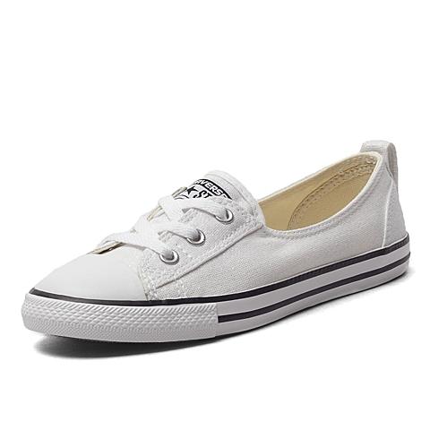 CONVERSE/匡威 新款女子Chuck Taylor 非常青款低帮系带硫化鞋553040C