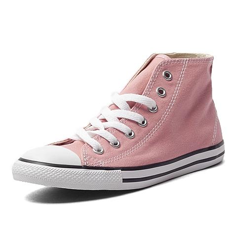 CONVERSE/匡威 新款女子Chuck Taylor 非常青款中帮系带硫化鞋552887C