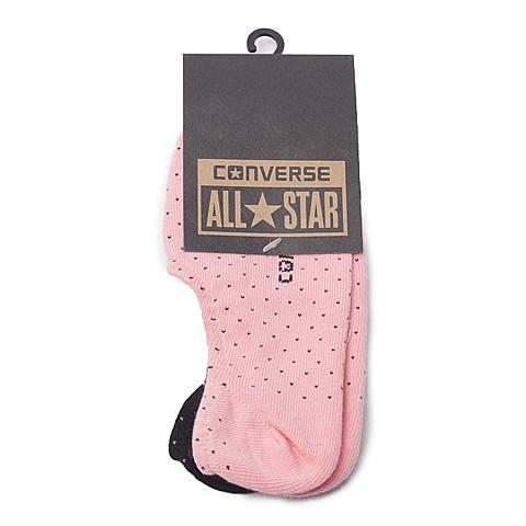 CONVERSE/匡威 新款中性船袜(两双装)10001472681