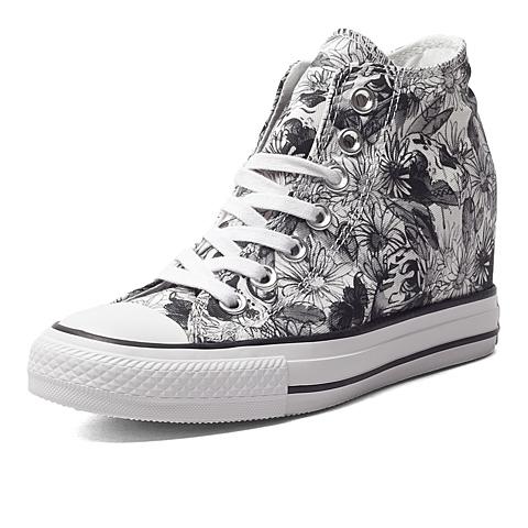 CONVERSE/匡威 新款女子Chuck Taylor 非常青高帮系带硫化鞋552895C