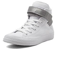 CONVERSE/匡威 新款女子Chuck Taylor非常青高帮系带硫化鞋553423C
