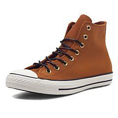 CONVERSE/匡威 新款男子Chuck Taylor非常青高帮系带硫化鞋153807C