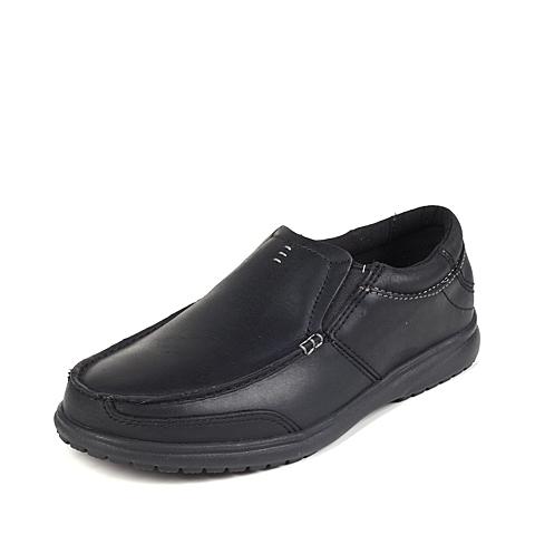 Crocs卡骆驰 男子 春夏专柜同款 肖恩睿智男士便鞋黑色/黑色 旅行 便鞋 休闲鞋202052-060