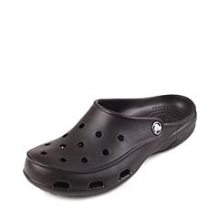 Crocs卡骆驰 女子 春夏 专柜同款 女士飞扬克骆格 深咖啡色 沙滩 旅行 戏水 凉鞋200861-206