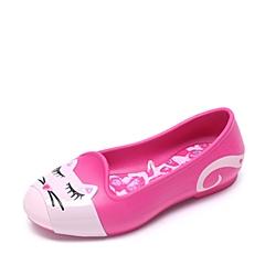 Crocs卡骆驰 儿童 2016新款 专柜同款 伊芙小动物儿童平底鞋 糖果粉 沙滩 旅行 戏水 童鞋 203522-6X0