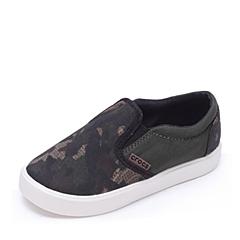 Crocs卡骆驰 儿童   专柜同款 都会街头花纹儿童便鞋 迷彩 沙滩 旅行 戏水 童鞋 203753-960