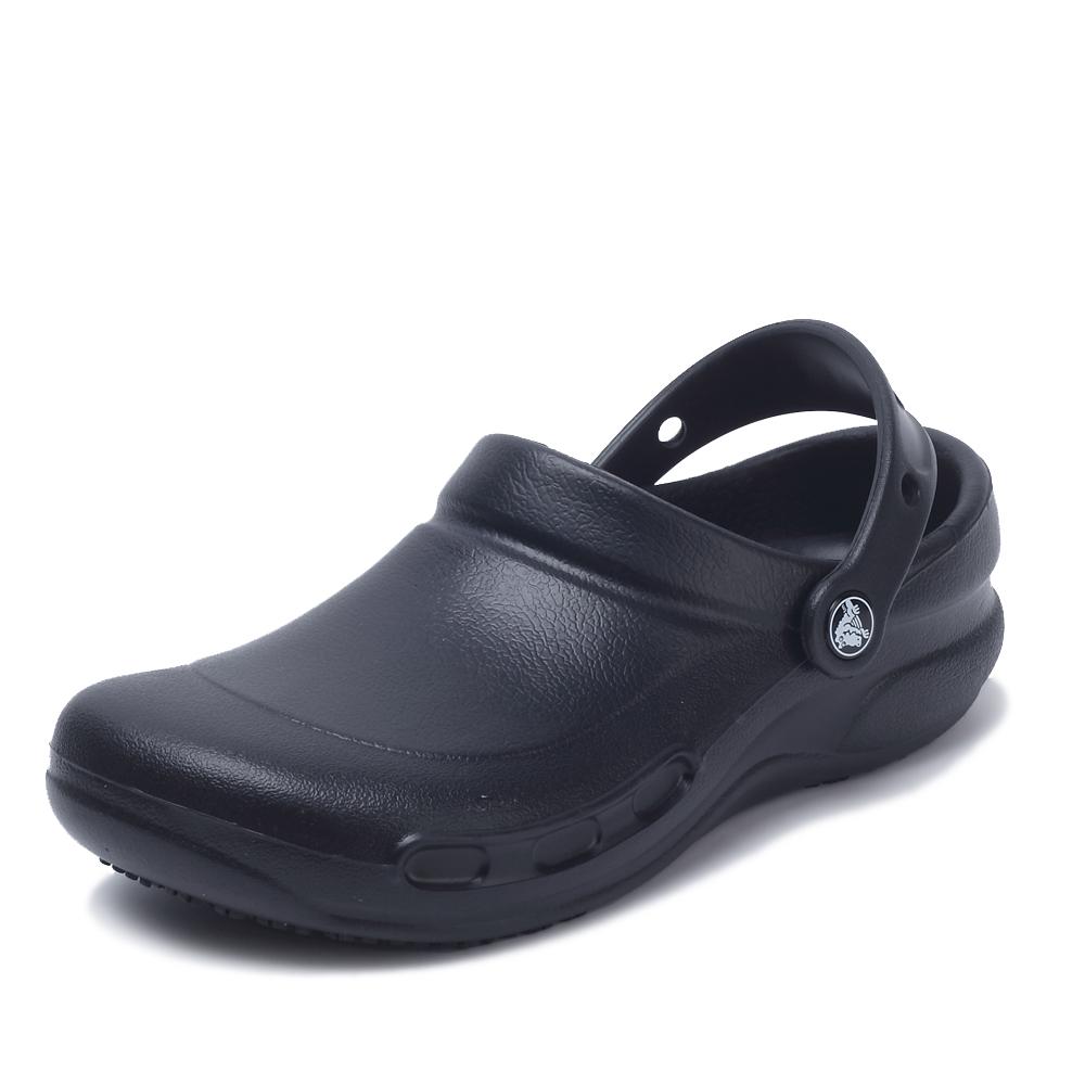 CROCS卡骆驰2017春夏新款厨师鞋休闲鞋 洞洞鞋 沙滩鞋10075-001