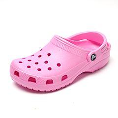 Crocs 卡骆驰 2017年春夏季 专柜同款 肉粉色中性经典克骆格洞洞鞋 休闲鞋10001-6I2