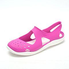 CROCS 卡骆驰 2017年春夏季 新款女士激浪涉水鞋活力紫203995-59L