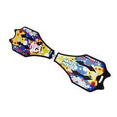 迪士尼(DISNEY)运动 极限轮滑系列 儿童米奇蓝满印活力板 粉红公主