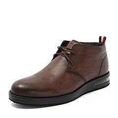 简约 低靴
